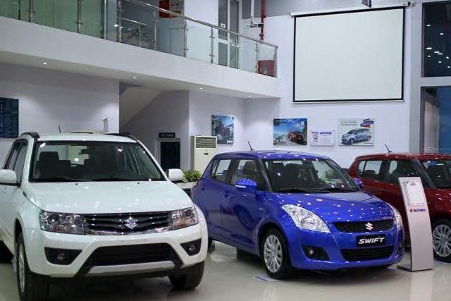 Suzuki Việt Đức 2