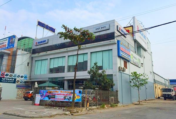 Suzuki Việt Đức 3
