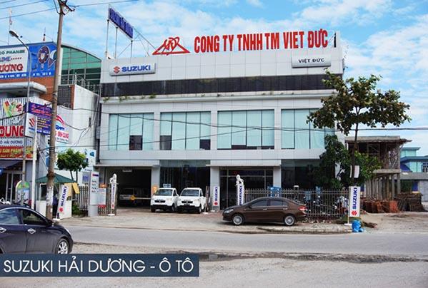 Suzuki Việt Đức