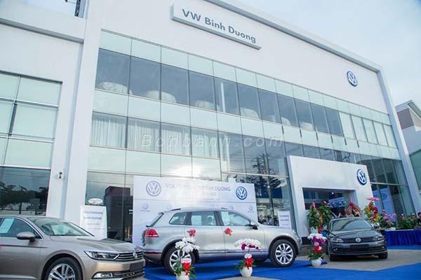 Volkswagen Bình Dương 2