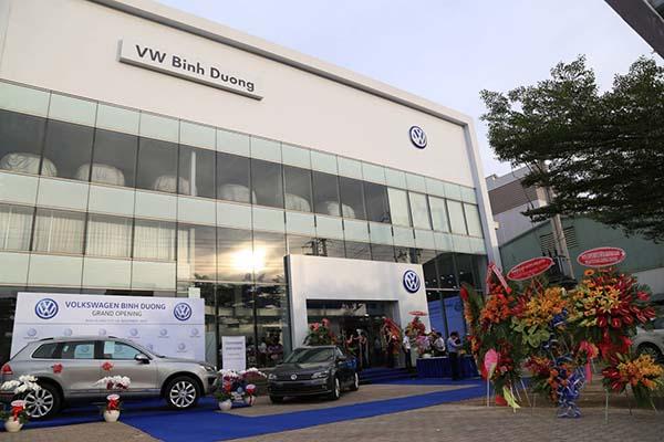 Volkswagen Bình Dương