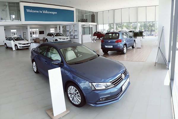 Volkswagen Buôn Mê Thuột 2