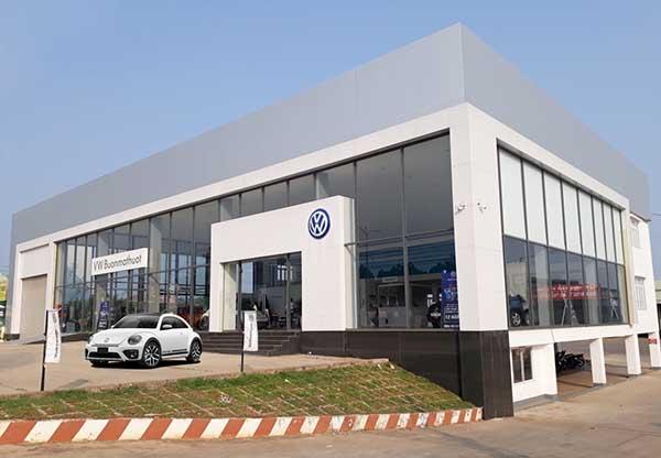 Volkswagen Buôn Mê Thuột