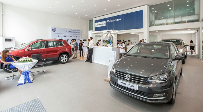 Volkswagen Central 2