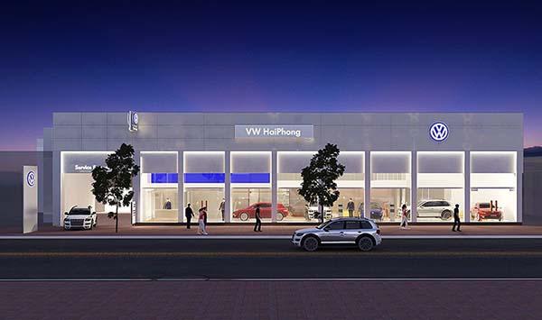 Volkswagen Hải Phòng 2
