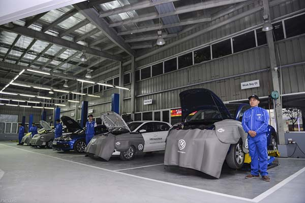 Volkswagen Phạm Văn Đồng 3