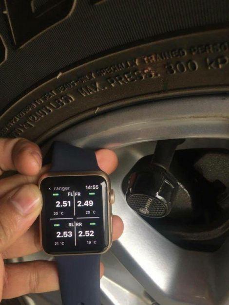 cảm biến áp suất lốp 4