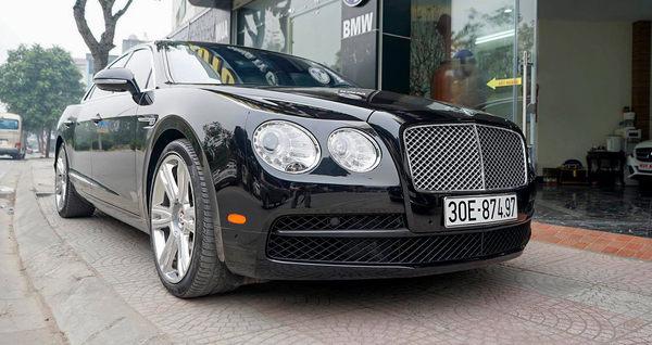Bentley Hà Nội 2