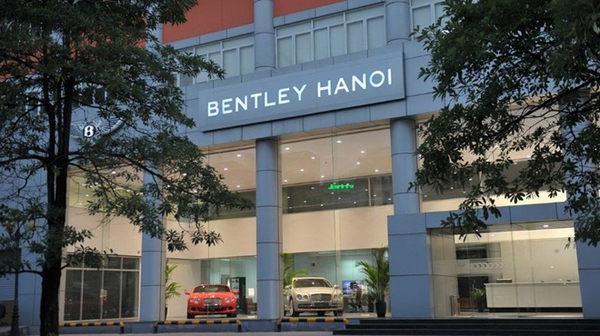 Bentley Hà Nội 3
