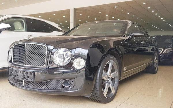 Bentley Hồ Chí Minh 2