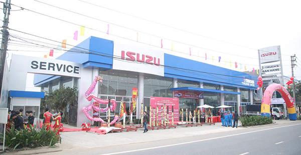 ISUZU Trung Sơn 2