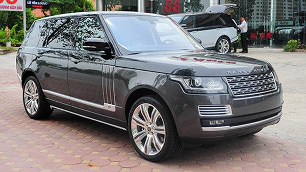 Jaguar Land Rover Hà Nội