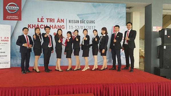 Nissan Bắc Giang 3