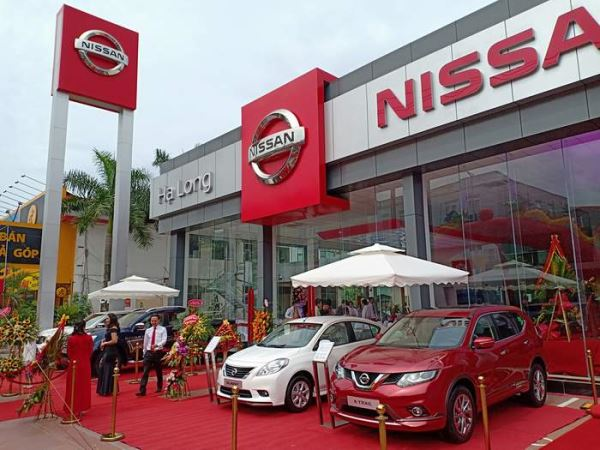 Nissan Hạ Long 3