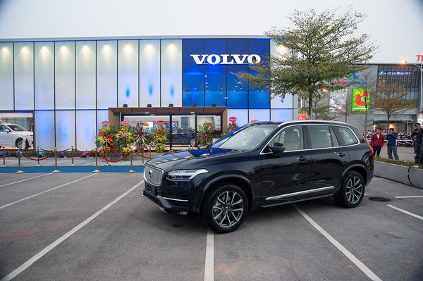 Volvo Hà Nội