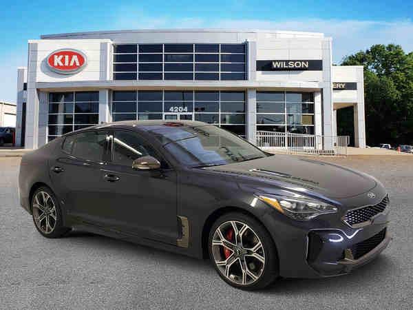 thông tin về xe Kia Stinger GT 2019
