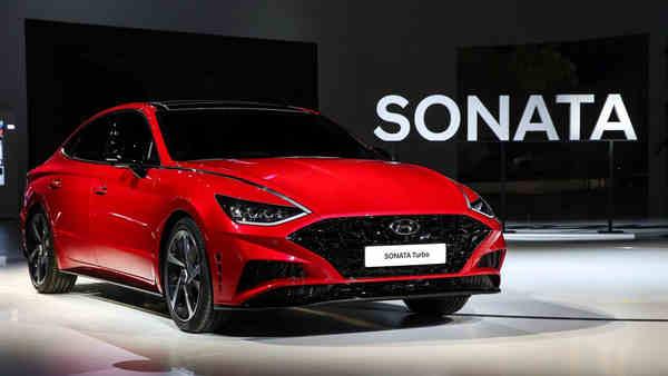 ra mắt Hyundai Sonata turbo 2020