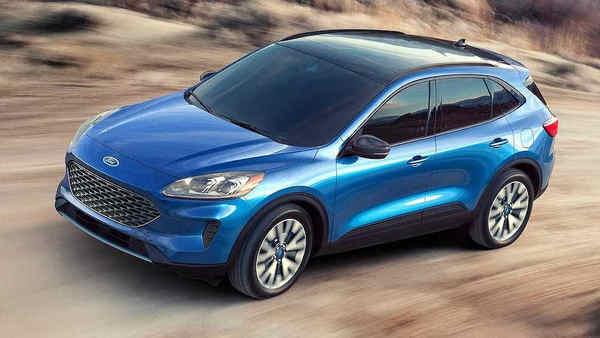 Ford Escape 2020 ra  mắt thị trường