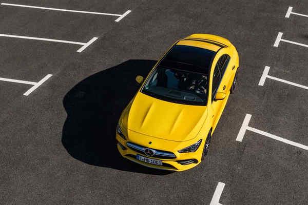 hình ảnh xe Mercedes-AMG CLA 35 4MATIC 2019