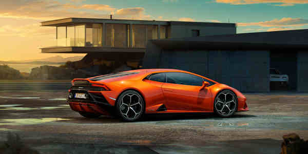 tìm hiểu xe Lamborghini Huracan EVO 2020