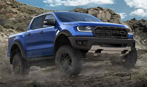 hình ảnh Ford Ranger Raptor