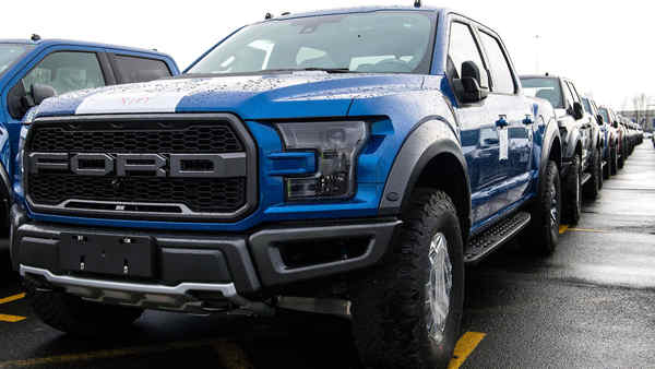 Ford Ranger Raptor động cơ mạnh mẽ