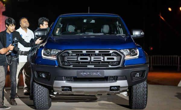 thông tin xe Ford Ranger Raptor
