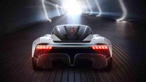 tìm hiểu xe Aston Martin AM-RB 003