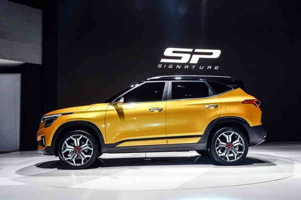 thông tin SUV Kia SP Signature
