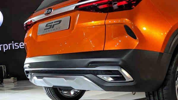 SUV Kia SP Signature nhiều tính năng