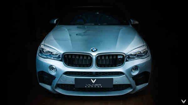 BMW X6 M ấn tượng