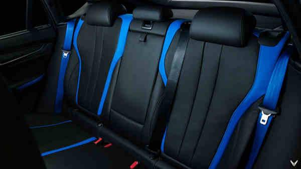 thông tin xe BMW X6 M
