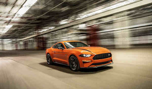 Ford Mustang 2.3 EcoBoost 2020
