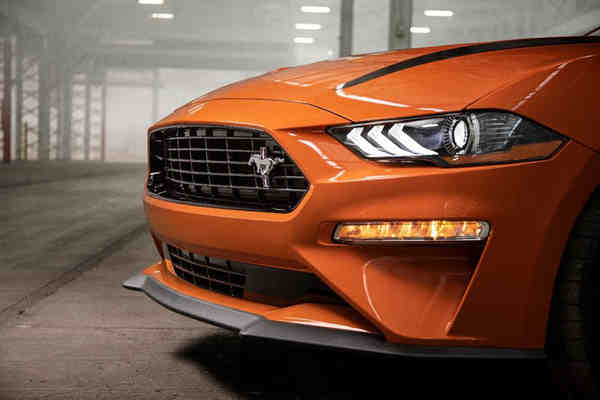 Ford Mustang 2.3 EcoBoost 2020 sang chảnh