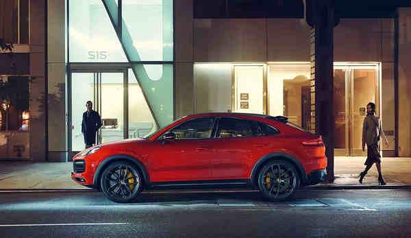 chiêm ngưỡng Porsche Cayenne Coupe 2020