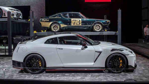 Nissan GT-R Nismo 2020 có gì mới