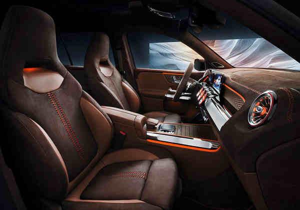 Mercedes-Benz Concept GLB mới