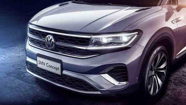 Volkswagen SMV Concept với thiết kế nổi bật