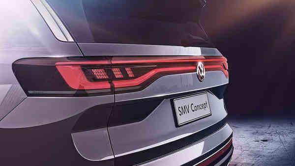 Volkswagen SMV Concept đầy mạnh mẽ