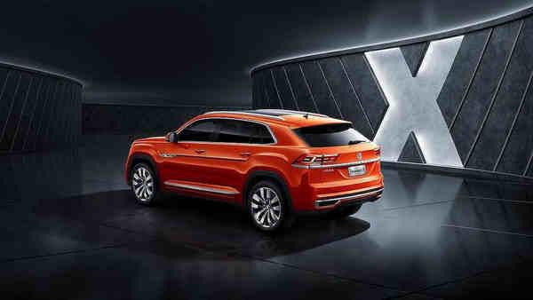 Volkswagen Teramount X
