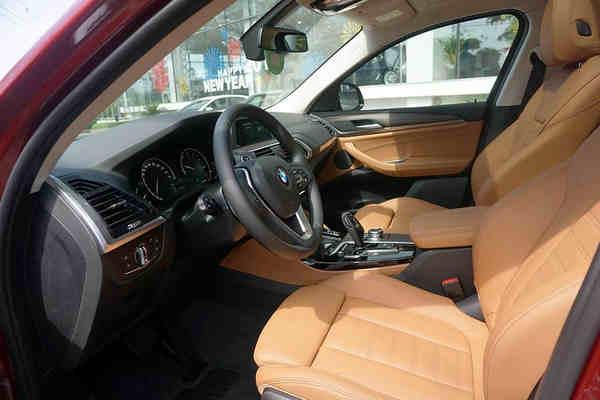 nội thất xe Volkswagen Teramount X