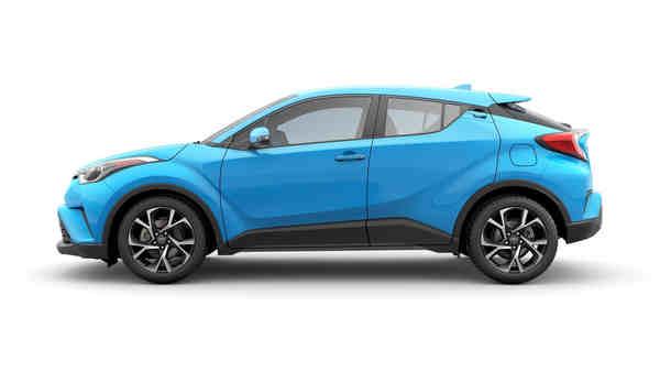 Toyota CH-R phiên bản mới