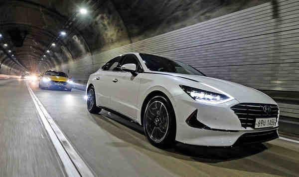 Hyundai Sonata 2020 mới