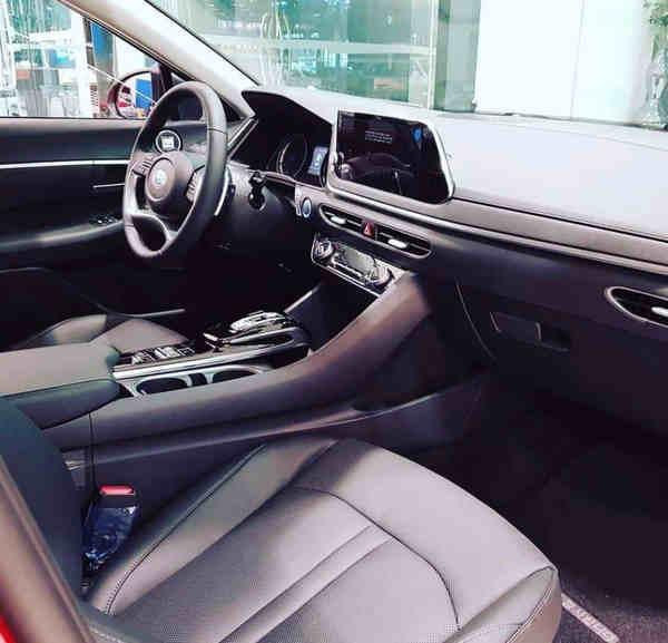 đánh giá Hyundai Sonata 2020