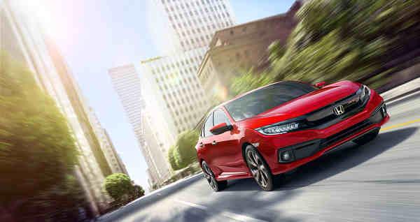 Honda Civic 2019 nhiều tính năng