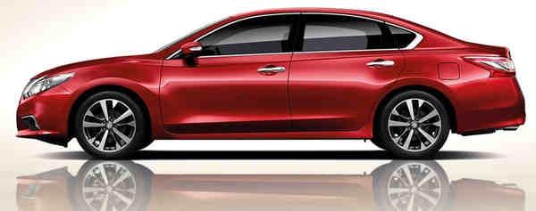 Nissan Teana facelift 2019 mới