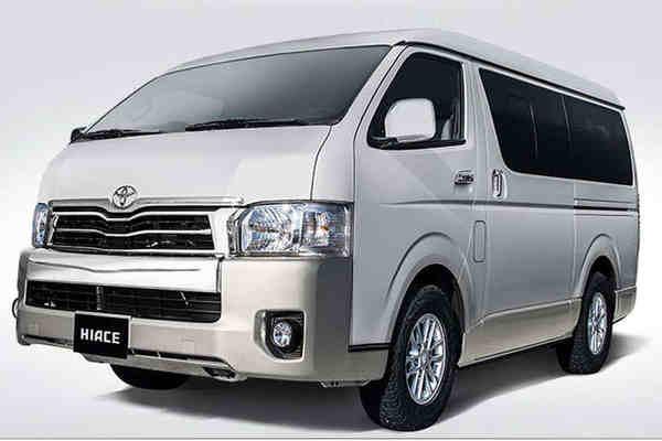 thế hệ xe mới nhất Toyota Hiace 2019 động cơ khỏe khoắn