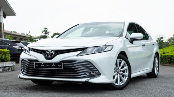 Hình ảnh xe Toyota Camry