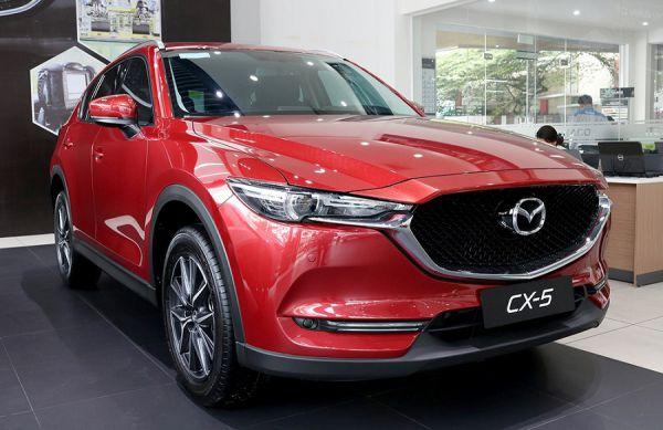 Hình ảnh xe Mazda CX5