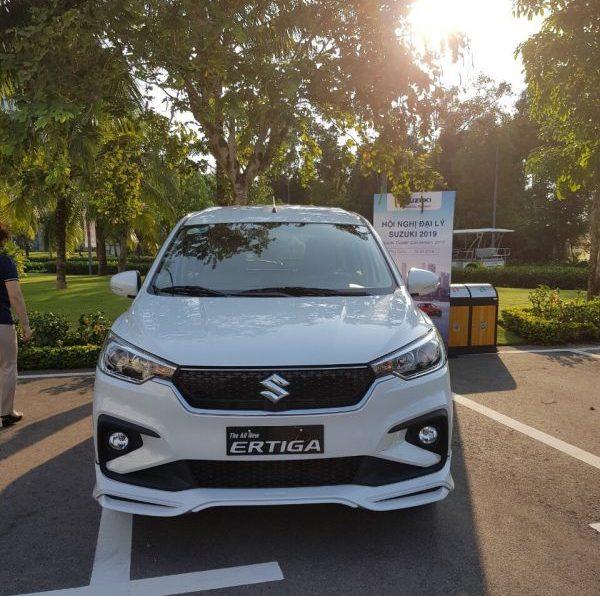 Hình ảnh xe Suzuki Ertiga